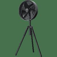 BRANDSON 303112 Standventilator Schwarz (50 Watt)
