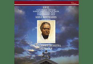 Joseph-Maurice Ravel - Piano Concerto For The Left Hand/La Valse/Tzigane  - (CD)