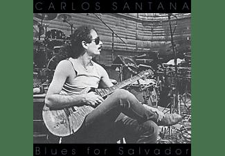 Carlos Santana - Blues For Salvador  - (CD)
