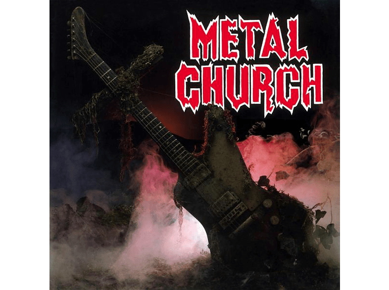 Metal Church - Metal Church (ltd silberfarbenes Vinyl) [Vinyl]