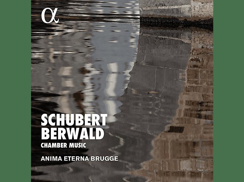 Anima Eterna Brugge, Franz Adolf Berwald - Chamber Music [CD]