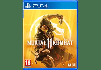 Mortal Kombat 11 UK/FR PS4