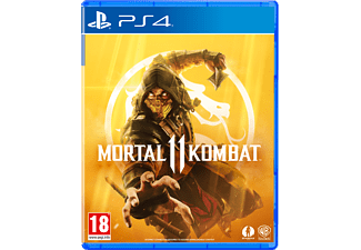 Mortal Kombat 11 UK/FR PS4