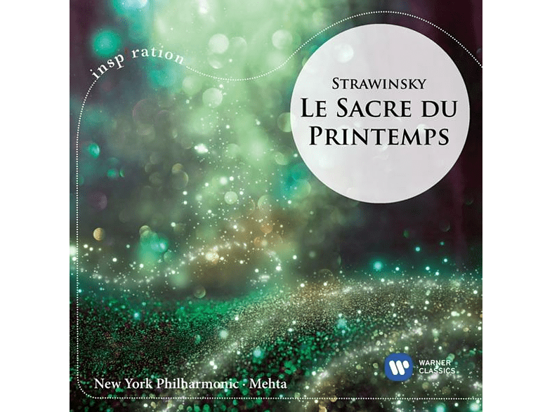 New York Philharmonia - Le Sacre du Preintemps [CD]