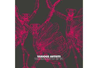 Ruede Hagelstein, Justin Evans, Whomadewho - Watergate 26 EP #1  - (Vinyl)