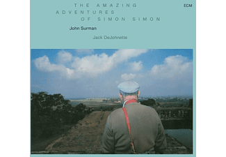 Surman, John / DeJohnette, Jack - The Amazing Adventures Of Simon Simon (TS)  - (CD)