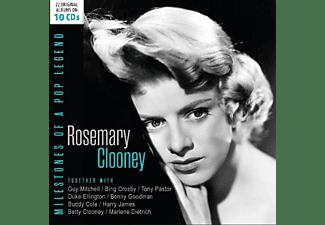 Rosemary Clooney - Milestones Of A Pop Legend  - (CD)