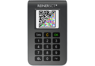 REINERSCT tanJack® photo QR, TAN-Generator