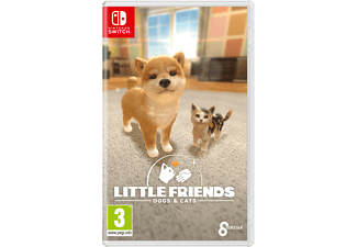 Little Friends Dogs and Cats Nintendo Switch