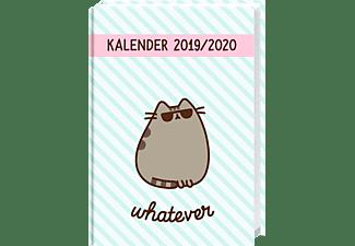 PUSHEEN 17-MONATS-KALENDERBUCH A5