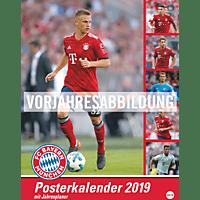 ATHESIA FCB POSTERKALENDER Kalender, Mehrfarbig