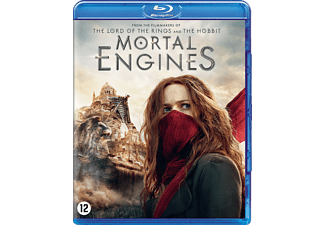 Mortal Engines - Blu-ray