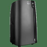 DELONGHI PAC EX120 Silent Klimageräte Schwarz/Anthrazit (Max. Raumgröße: 110 m³, EEK: A)