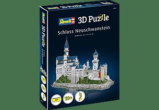 REVELL Schloss Neuschwanstein 3D Puzzle, Mehrfarbig