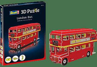 REVELL Doppeldeckerbus 3D Puzzle Mehrfarbig