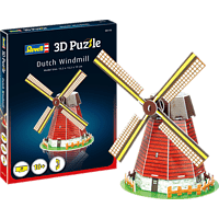 REVELL Windmühle 3D Puzzle