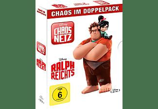 Ralph reichts + Chaos im Netz Blu-ray