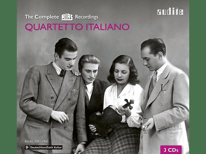 The Quartetto Italiano - The Complete RIAS Recordings [CD]