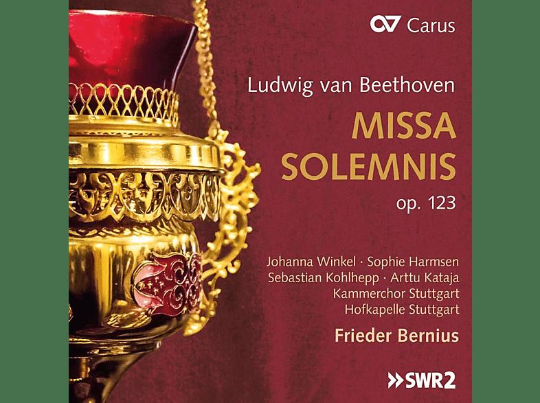Kammerorchester Stuttgart, Hofkapelle Stuttgart, VARIOUS - Missa Solemnis Op.123 [CD]