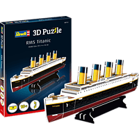 REVELL RMS Titanic 3D Puzzle