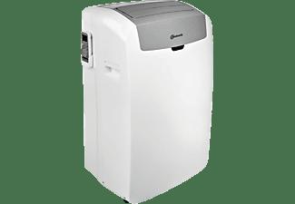 BAUKNECHT PACW29CO BK Klimagerät Weiß/Grau (Max. Raumgröße: 25 m², EEK: A)