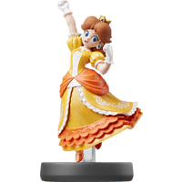 Amiibo Super Smash Bros. Collection Daisy