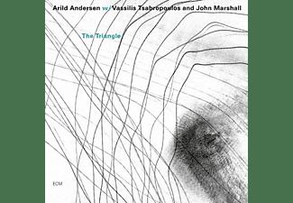 Tsabropoulos, Vassilis / Andersen, Arild / Marshall, John - The Triangle (Touchstones)  - (CD)