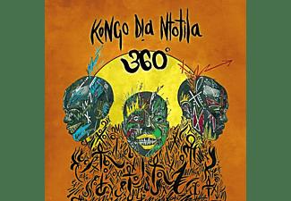 Kongo Dia Ntotila - 360 Degrees  - (CD)