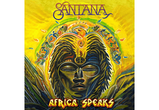 Carlos Santana - Africa Speaks LP