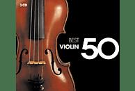 VARIOUS - 50 Best Violin [CD]