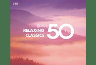 VARIOUS - 50 Best Relaxing Classics [CD]