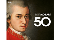 VARIOUS - 50 Best Mozart [CD]