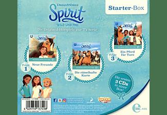 Spirit - Spirit-Starter-Box(1)-Hörspiele  - (CD)