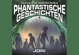 Oliver Doering - Phantastische Geschichten Folge 1: Jori  - (CD)