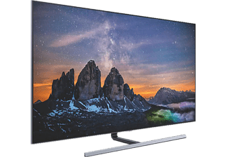 SAMSUNG GQ65Q80RGTXZG QLED TV (Flat, 65 Zoll / 163 cm, QLED 4K, SMART TV)