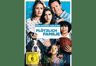 Plötzlich Familie DVD