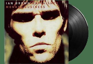Ian Brown - Unfinished Monkey Business  - (Vinyl)