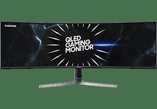 SAMSUNG LC49RG94SSUXZG 49 Zoll Gaming Monitor (4 ms Reaktionszeit, 120Hz)