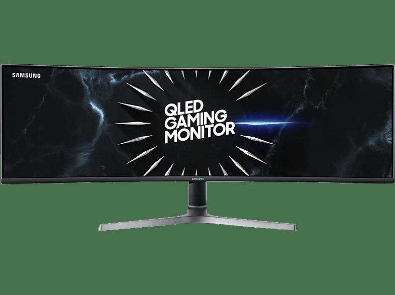 SAMSUNG LC49RG94SSUXZG 49 Zoll Gaming Monitor 4 ms Reaktionszeit, 120Hz