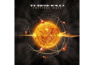 Threshold - Critical Mass (Definitive Edition) (Red) (Vinyl LP (nagylemez))