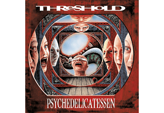 Threshold - Psychedelicatessen (Definitive Edition) (Silver) (Vinyl LP (nagylemez))