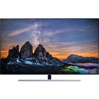SAMSUNG GQ55Q80RGTXZG QLED TV (Flat, 55 Zoll/138 cm, QLED 4K, SMART TV)