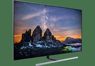 SAMSUNG GQ55Q80R QLED TV (Flat, 55 Zoll / 138 cm, QLED 4K, SMART TV)