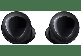 Auriculares inalámbricos - Samsung Galaxy Buds, Funda cargador, Bluetooth, Micrófono dual, Negro
