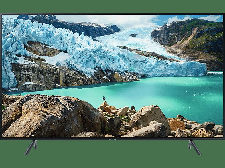 Led Tv Samsung Ue50ru7179 Led Tv Flat 50 Zoll 125 Cm Uhd 4k Smart Tv Mediamarkt