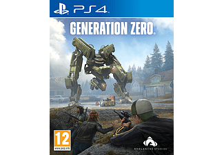 Generation Zero (PlayStation 4)