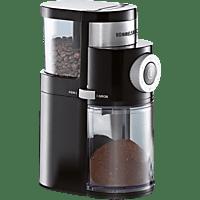 ROMMELSBACHER EKM 200  Kaffeemühle Schwarz (110 Watt, Scheibenmahlwerk)