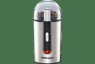 ROMMELSBACHER EKM 150 Kaffeemühle Edelstahl (150 Watt, Schlagmesser)