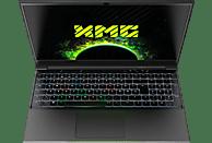 XMG NEO 15 - E19bfs, Gaming Notebook mit 15.6 Zoll Display, Core™ i7 Prozessor, 16 GB RAM, 500 GB SSD, GeForce® RTX™ 2060, Schwarz