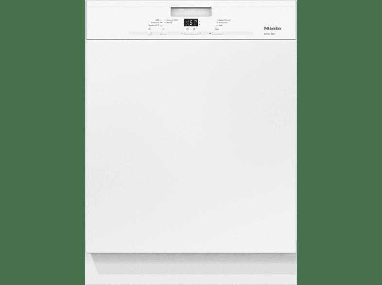 MIELE G4943i Series 120 Geschirrspüler (teilintegrierbar, 670 mm breit, 45 dB (A), A+++)